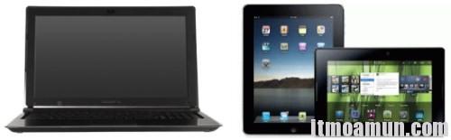 ยอดขาย PC ร่วง Tablet โตไม่หยุด