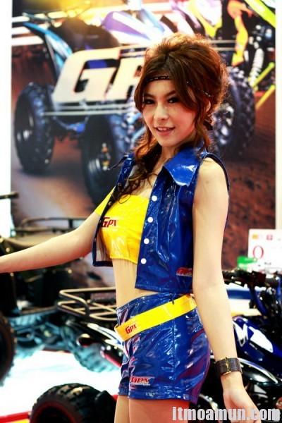 Gpx racing งาน Motor show 2011 3