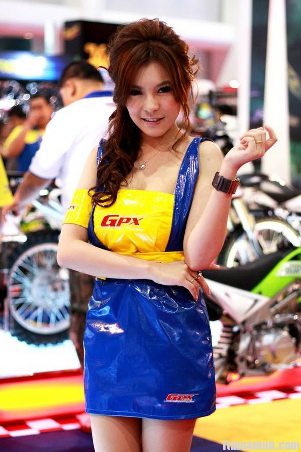 Gpx racing งาน Motor show 2011