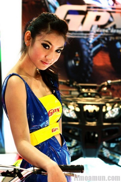 Gpx racing งาน Motor show 20116