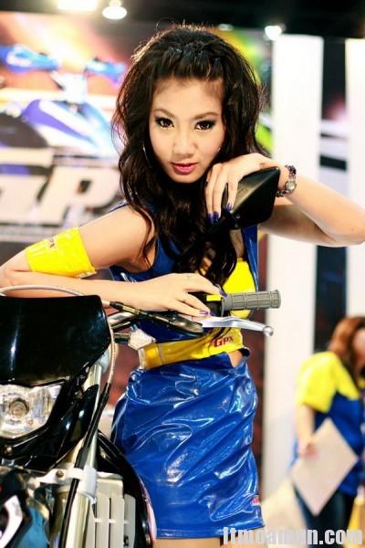 Gpx racing งาน Motor show 20118