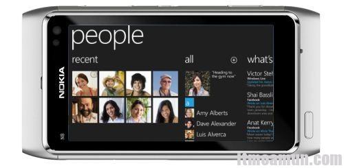 WP7, Nokia