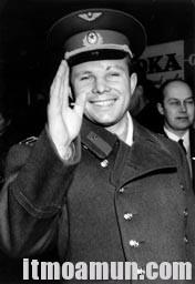 Yuri Gagarin, ยูริ กาการิน, นักบินอวกาศคนแรกของโลก