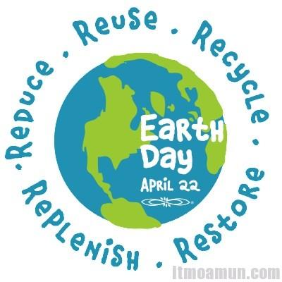 Earth Day (วันคุ้มครองโลก)
