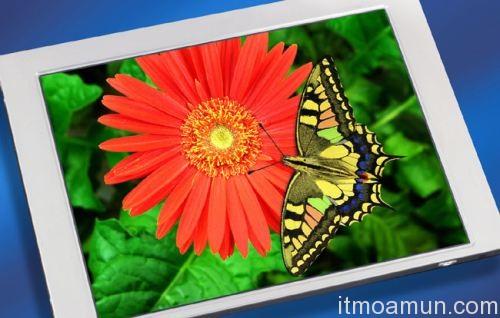 จอมือถือ,Toshiba,iPhone 4