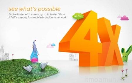 4G Verizon LTE