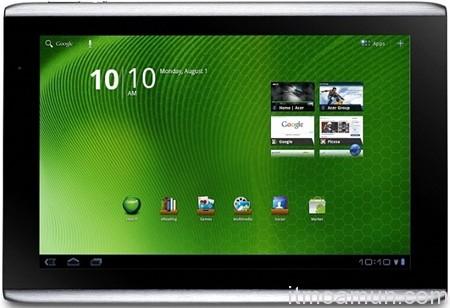 Acer A500 Iconia Tab,แอนดรอยด์ 3.0