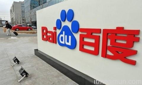 Facebook,Baidu 1