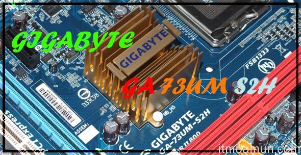 Gigabyte GA-73UM-S2H