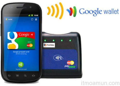 PayPal ฟ้อง Google Wallet