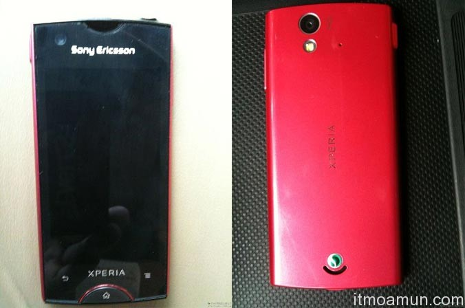 Sony Ericsson,CK15i, ST15i, SK17i, ST18i