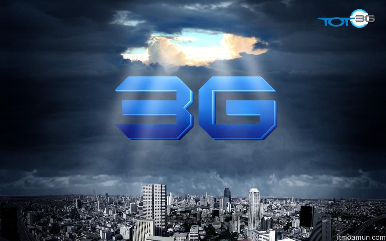TOT, เปิดใช้งาน 3G, 3G