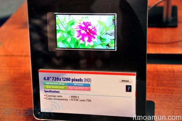 Toshiba, LCD 4.0,HD