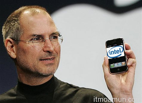 intel apple chip