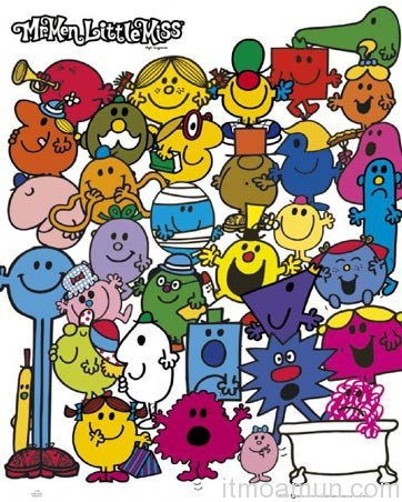 roger hargreaves books