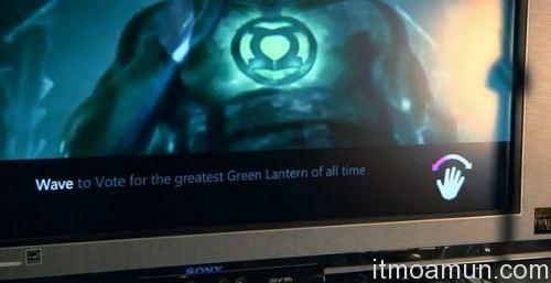 โฆษณา Xbox Kinect, Xbox Kinect Advertising