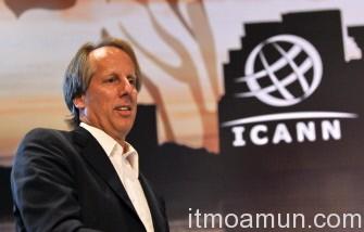 Domain, ICANN