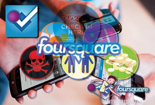 Foursquare, โฟร์สแควร์