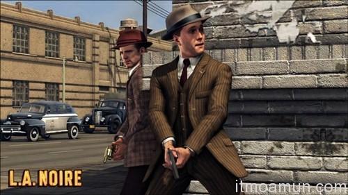 Rack Star, L.A. Noire,  3D PC Function