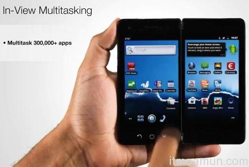 Smart Phone ที่แปลงเป็น Tablet