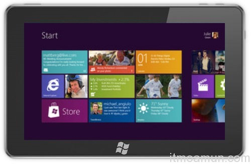 Tablet Windows 8