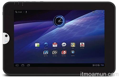 Toshiba Thrive, Thrive Tablet