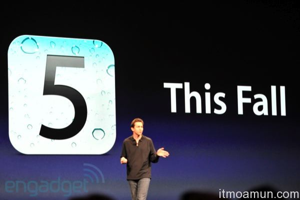 iOS 5,3GS-iTouch 3
