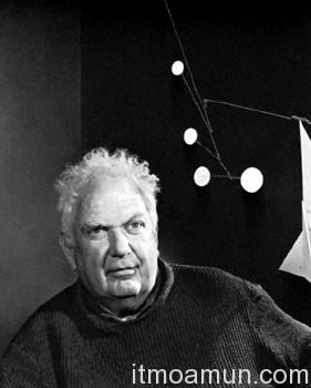 Alexander Calder อเล็กซานเดอร์ คาลเดอร์