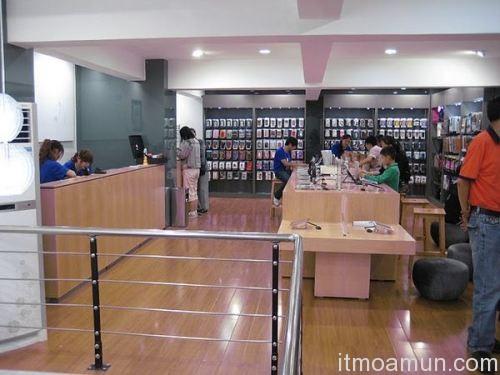 Apple Store ในจีน