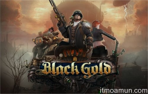 Black Gold, เกม MMORPG, Age of Wulin