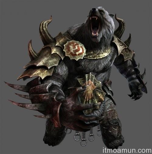 Black Gold เกม MMORPG