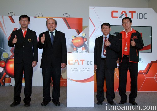 CAT IDC, Data Center