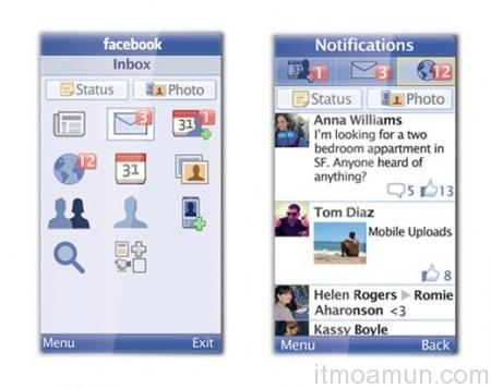 Facebook Every Phone Java, Every Phone Java, เล่น Facebook บนมือถือทุกรุ่น, Facebook Java