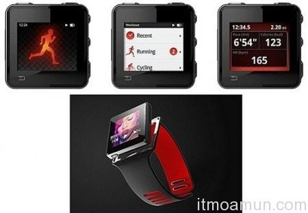 Motorola , นาฬิกา Motorola