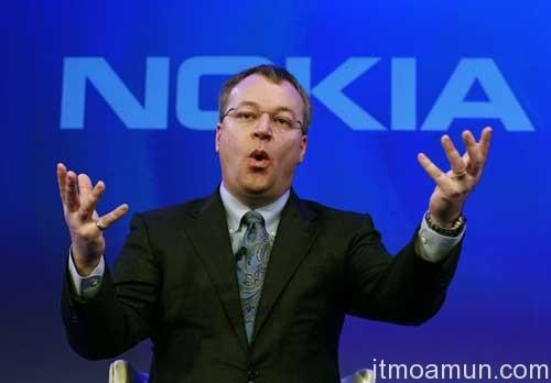 Nokia, ยอดขาย, กำไร