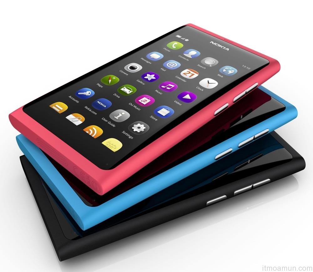 Nokia N9, MeeGo , สมาร์ทโฟน