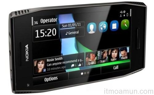 Nokia, Nokia Samert Phone