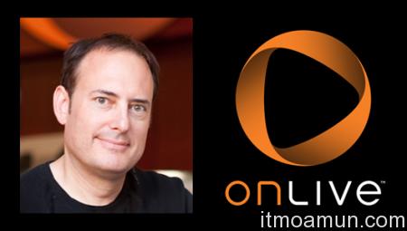OnLive web browser