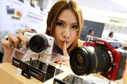 Panasonic, ตลาดกล้อง, กล้อง Mirrorless