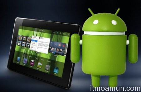 RIM,Android App Player, Playbook, RIM Playbook