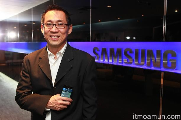 Samsung Android, มือถือ Android