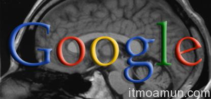 Google, วิถีการจำสมอง Google, ความจำของ Google