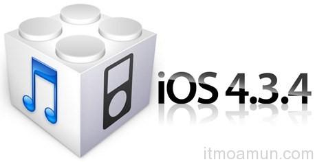iOS 4.3.4,Apple