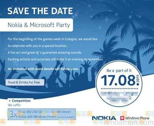 วินโดวส์ โฟน, Nokia, Windows Phone, Nokia Windows Phone