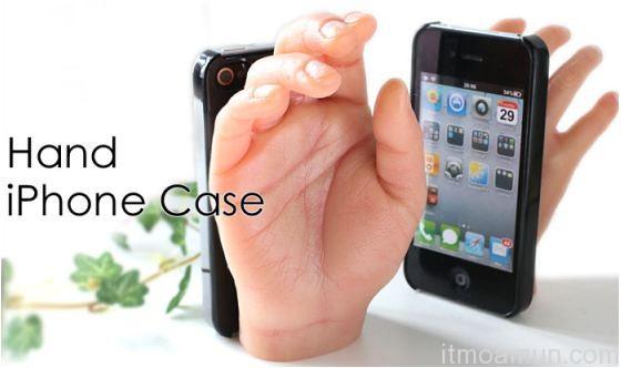 เคสสัมผัสมือ, iPhone 4