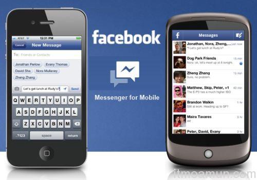 Facebook, Facebook App , Facebook  Messenger