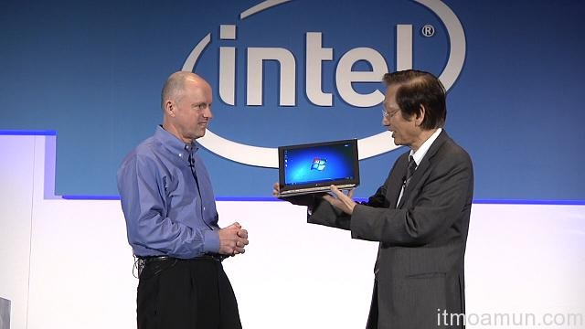 Intel, Intel Ultrabook, Ultrabook, เผา Tablet, Tablet