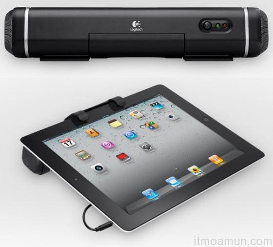 Logitech, ลำโพง Logitech, ลำโพง iPad