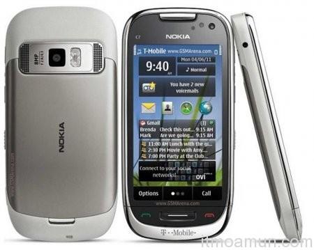 Nokia, Symbian-S40, Windows Phone 7