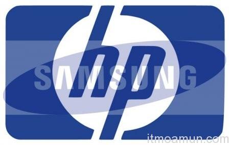 Samsung,แผนธุรกิจของ HP, HP